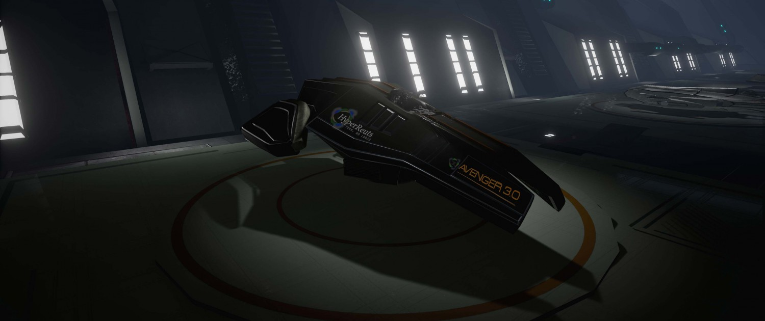 Evolvation Spaceship Class: Fighter- Avenger 3.0