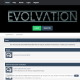 Evolvation forum home page