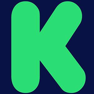 Kickstarter logo squared